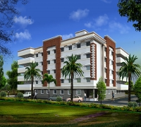 Construction of Hostel Block for Alliance Business School at Bangalore
