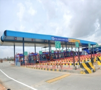 Construction of Toll Plazas in Hospet of NH-13
