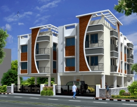 Ascent Aashirwad Residential Apartments