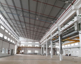 Construction of Proposed Admin Block, Factory Building.- Coimbatore