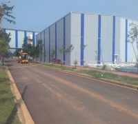 Construction  of factory building for Michelin India Private Limited-Phase 1