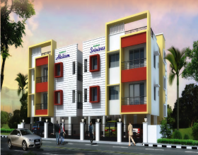 Construction of Residential Apartments - Zamin Pallavaram Chennai